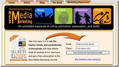 advanced business blogging