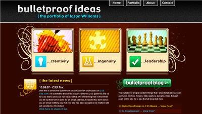 bulletproof ideas